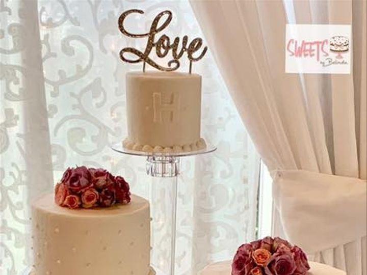 Tmx Wed4 51 764756 1560826077 Arlington, Texas wedding cake