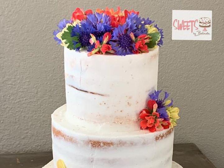 Tmx Wed5 51 764756 1560826077 Arlington, Texas wedding cake