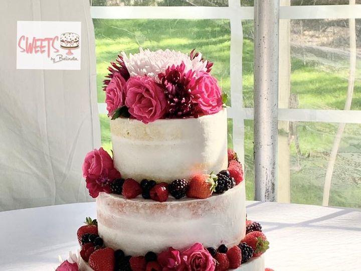 Tmx Wedd1 51 764756 1573187739 Arlington, Texas wedding cake