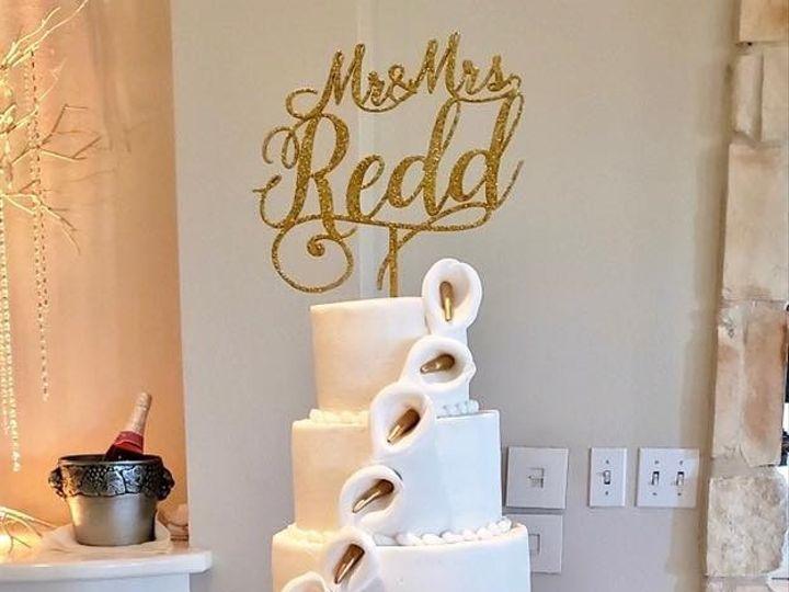 Tmx Wedd2 51 764756 1573187739 Arlington, Texas wedding cake