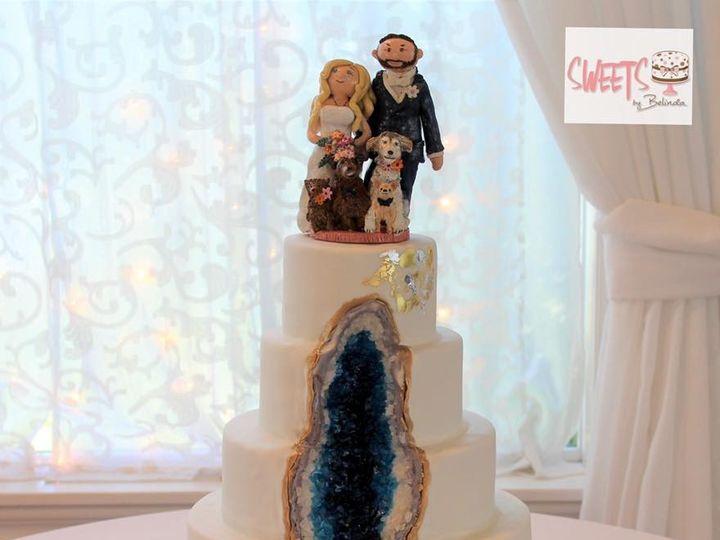 Tmx Wedd4 51 764756 1573187739 Arlington, Texas wedding cake