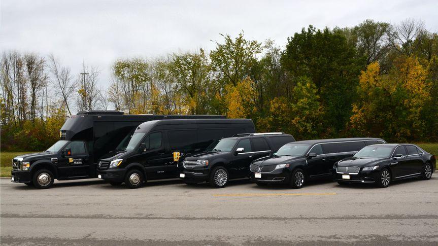 blackline limousine sedan suv stretch bus 51 674756
