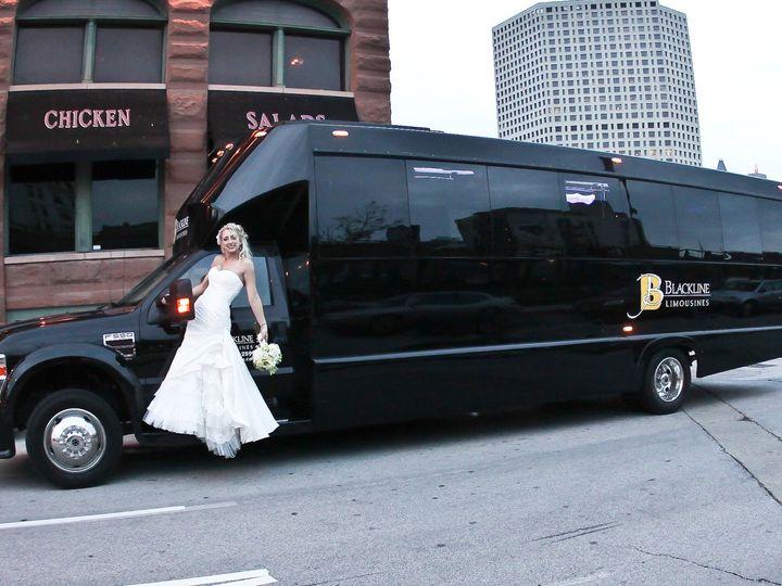 Tmx 1439393838843 Wedding4 Oak Creek wedding transportation