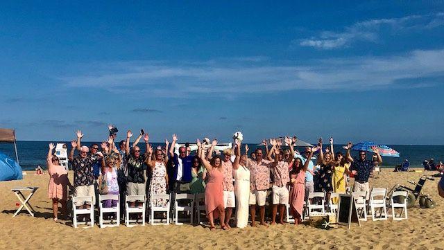 Dunes Beach Wedding