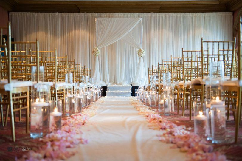 Hamptons Ballroom Ceremony