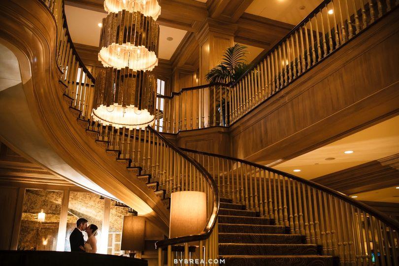 Harbor Court Lobby