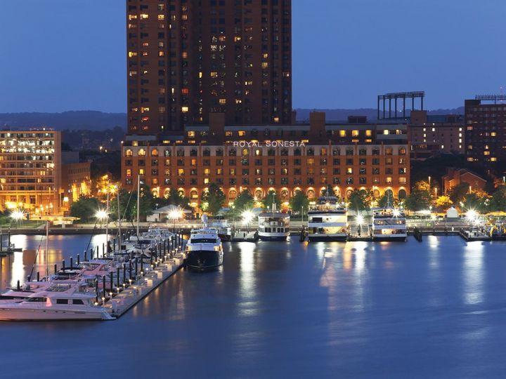 Tmx 1346439090046 BaltExterior Baltimore wedding venue