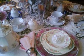 Vintage Glam Tea Party & Co.