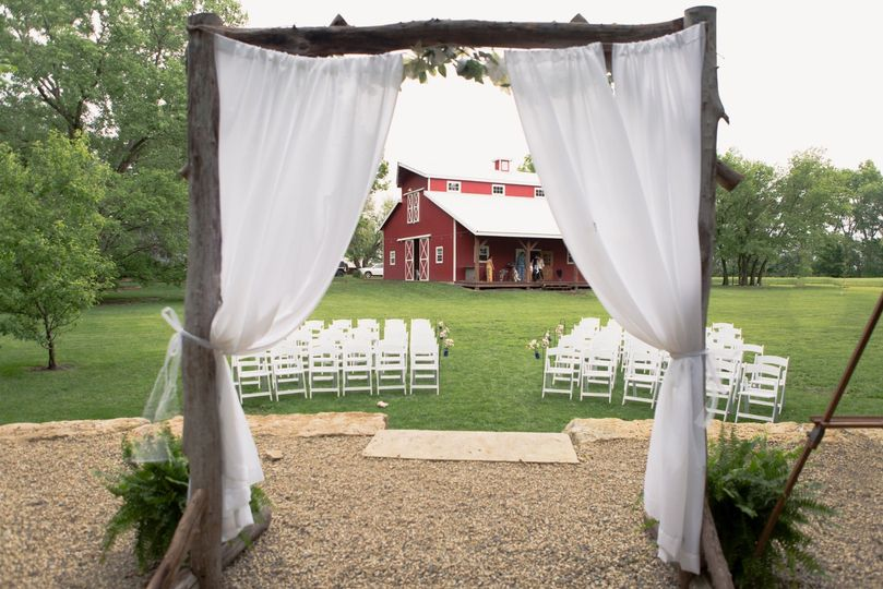 The Barn and Arbor