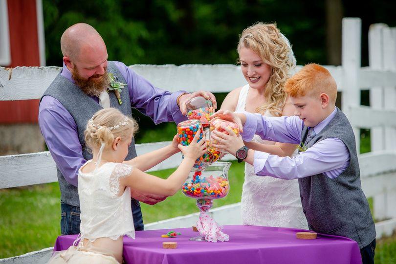 Family unity ritual