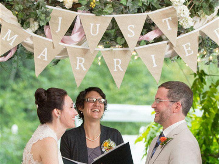 Tmx 1413567917069 Kristin Steve Laugh Ithaca, New York wedding officiant