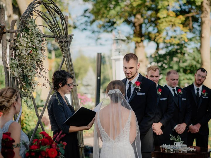 Tmx 1493325235537 Willowbenwedding319 Ithaca, New York wedding officiant