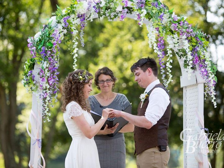Tmx 1499357196684 Molly Andy Rings Ithaca, New York wedding officiant