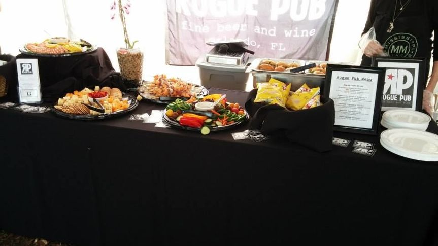 Roque Pub Catering