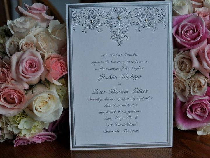 Tmx 1485330408366 Lisa 18 Buffalo, New York wedding invitation