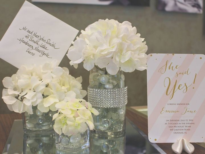 Tmx 1485796522128 Say Yes Buffalo, New York wedding invitation