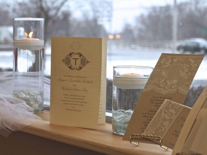 Tmx 1485796589364 Abigail Buffalo, New York wedding invitation