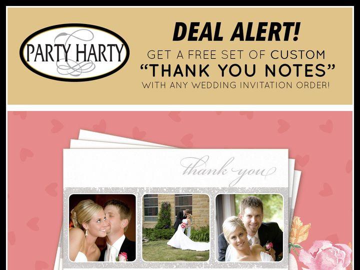 Tmx Thankyous 1 51 182856 160083513248795 Buffalo, New York wedding invitation