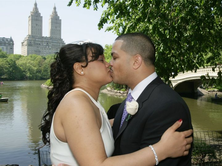 Tmx 1363277199684 IvetteJames31 Woodbury, NY wedding officiant