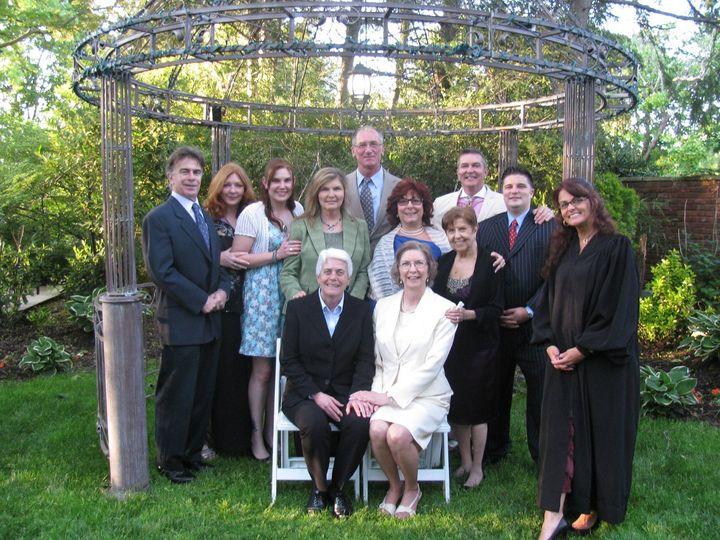 Tmx 1363278396344 MarieBarb1 Woodbury, NY wedding officiant