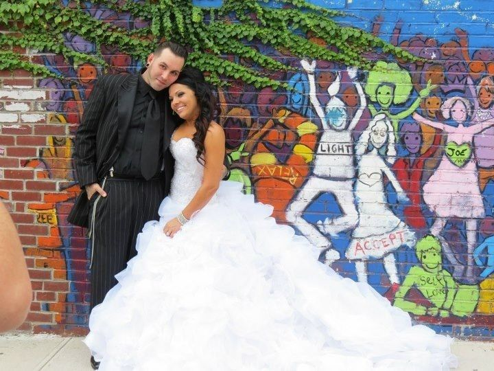 Tmx 1484951270659 Nickiechris Woodbury, NY wedding officiant