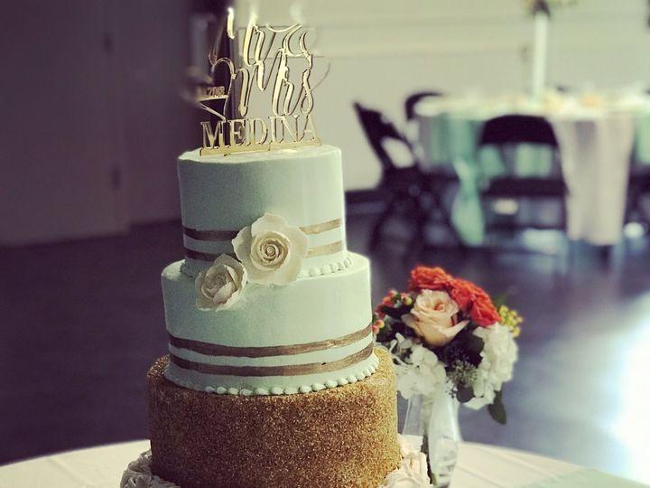 Tmx 1537204529 403b1d5310699354 1537204525 8685a926a2315afa 1537204518807 3 IMG 5727 Cincinnati wedding cake