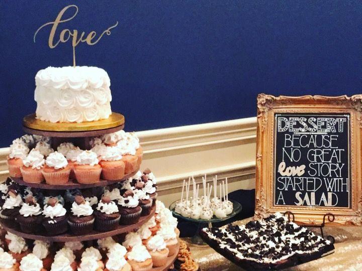 Tmx 1537205855 64944915be368ff8 1537205854 B8c0fd3782ff4769 1537205831195 33 IMG 3029 Cincinnati wedding cake