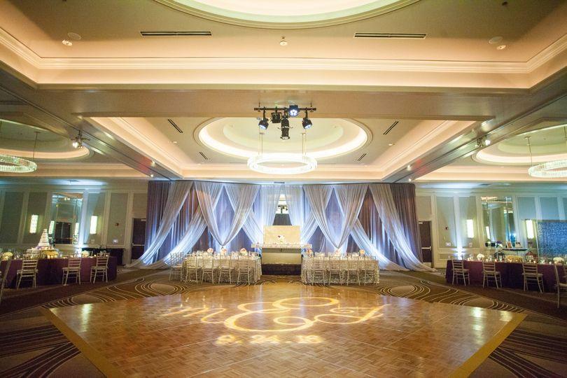 House dance floor