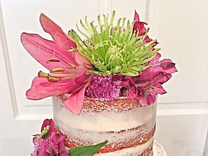 Tmx 1442187611065 Wed4 Fernandina Beach wedding cake
