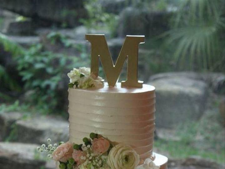 Tmx 1442187618443 Wed5 Fernandina Beach wedding cake