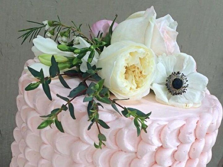Tmx 1442187639015 Wed8 Fernandina Beach wedding cake