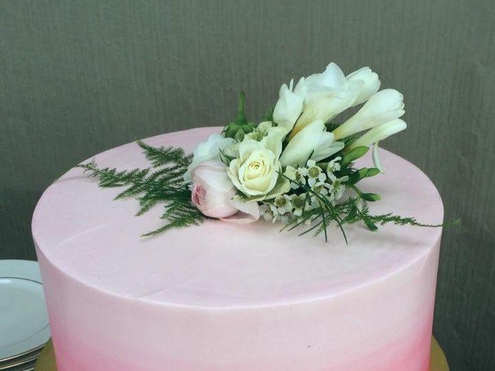 Tmx 1442187660675 Wed11 Fernandina Beach wedding cake