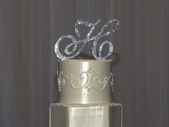 Tmx 1442187707408 Wed27 Fernandina Beach wedding cake