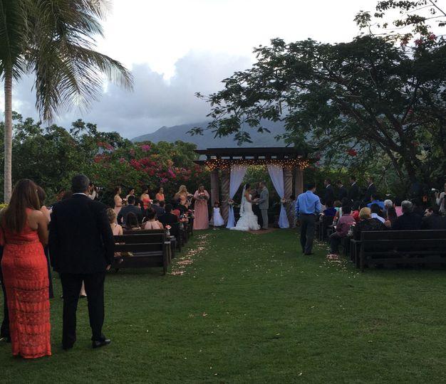hacienda siesta alegre ceremony 3