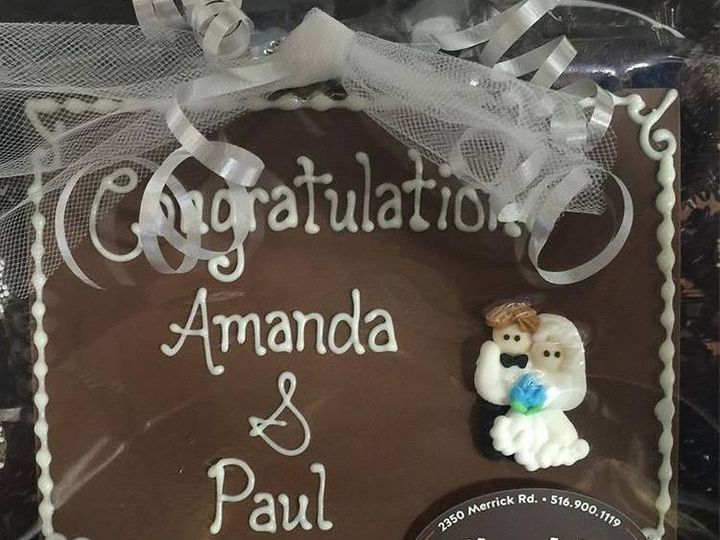 Tmx 1484592958687 Chocolate Bar Wedding Freeport wedding favor