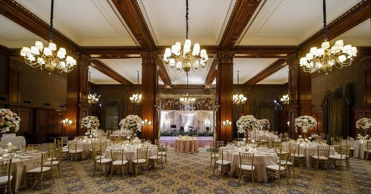 The Union Club, Wedding Ceremony & Reception Venue, Ohio ...
