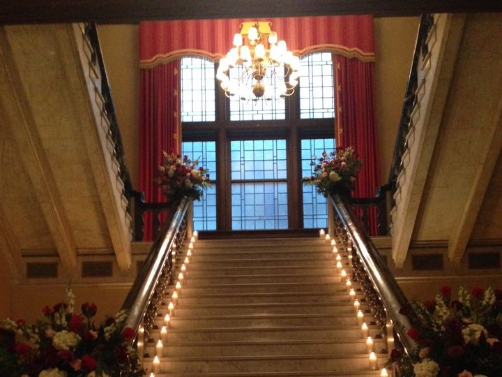 Tmx 1456770355129 Staircase 2 Cleveland, OH wedding venue