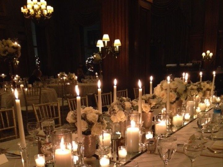 Tmx 1458667757663 Tablescapes Cleveland, OH wedding venue