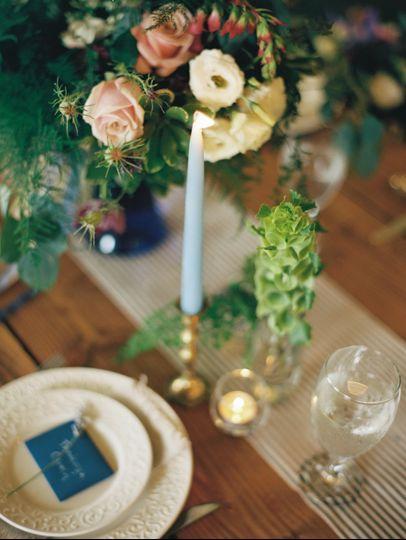 Midsummer Garden Wedding