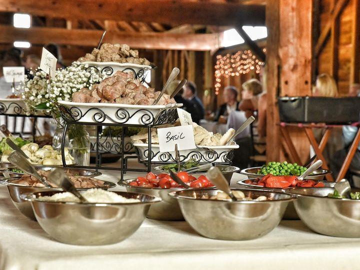 Tmx Pasta Table 51 691956 1557769201 Albany, NY wedding catering