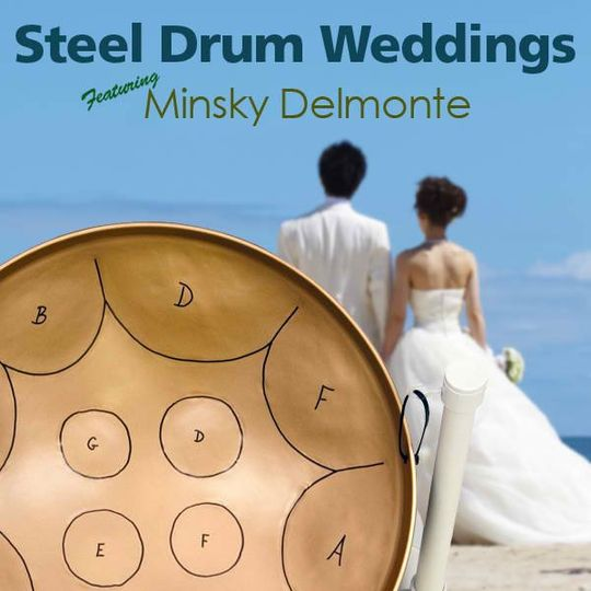 Steel Drum Weddings feat. Minsky Delmonte