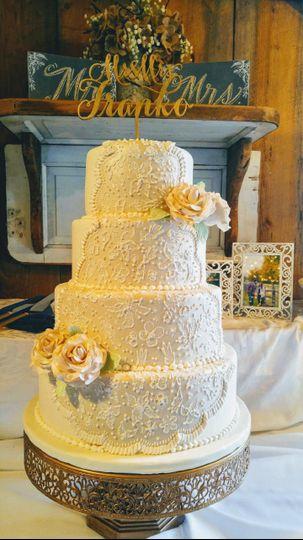 Prantl\'s Bakery - Wedding Cake - Pittsburgh, PA - WeddingWire