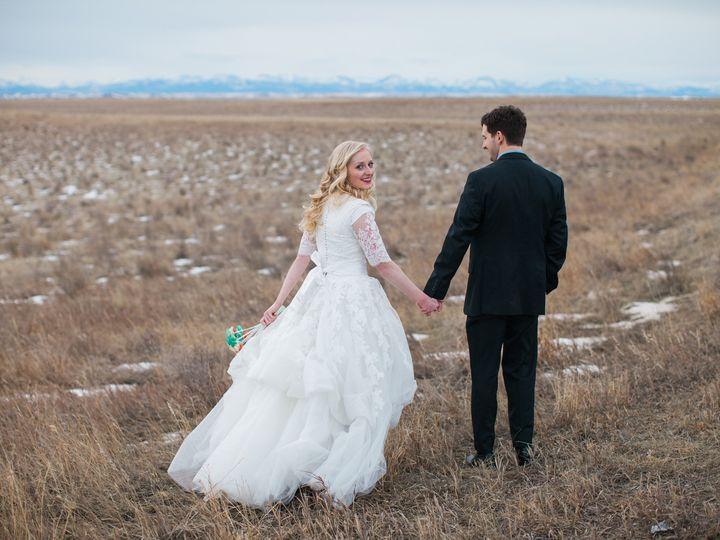 Tmx 1484194410988 Img7052 Ledger, MT wedding photography