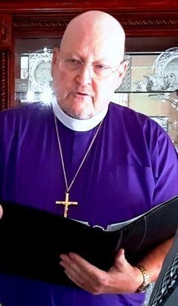 Reverend Jack Climer