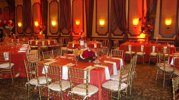 Barmitzvah at Jewish Federation in Beverly Hills wit Rentals provided by the Imperial Party Renals...