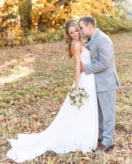 Mr. and Mrs. Jake Hoyt