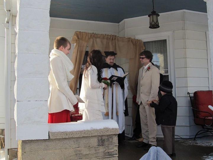 walton traicoff wedding