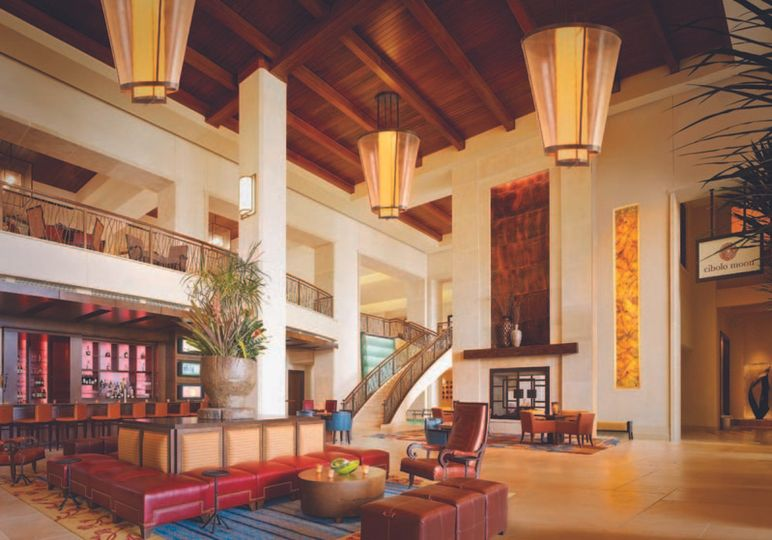 San Antonio Hill Country Jw Marriott Resort Amp Spa Venue
