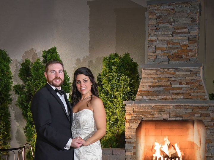 Tmx 1534376677 4f1e36002740b7d7 1534376675 6f3799c86feb7962 1534376668614 8 Fireplace Photo  Roselle Park, NJ wedding videography