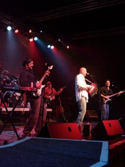 The MOJO Band & Jukebox Trio/T-Paul Guidry/Johnny Chauvin/Brennan-Natalia Ceremonial DUO